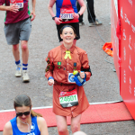 Going the distance for Girlguiding
